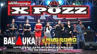 Gambar cover LIVE STREAM X-POZZ LIVE JADI SUMBER REMBANG NUGROHO AUDIO
