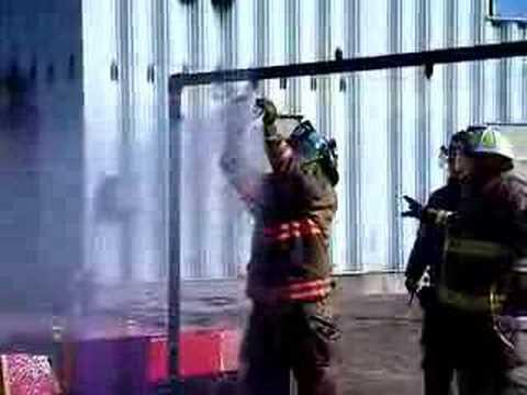 firefighter sprinkler class