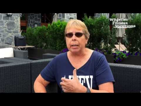 Whistler Fitness Vacations Review - Margaret