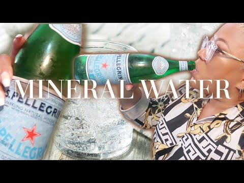 MINERAL WATER | 10 HEALTH BENEFITS