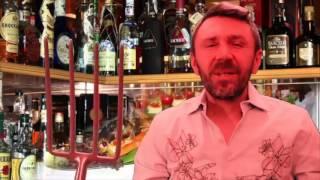 Сергей Шнуров приглашает в ресторан