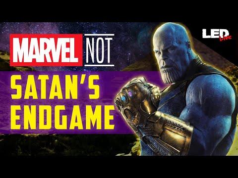 MARVEL NOT: Satan's Endgame | Secrets of the Avengers