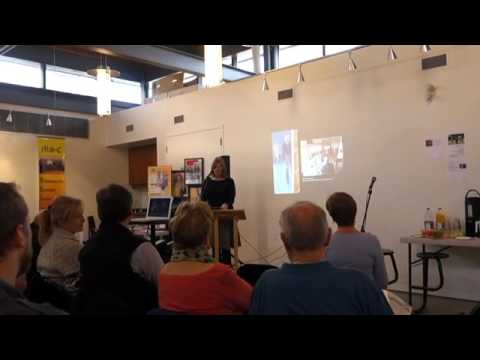 "Creativity In "" The Third Chapter"" - Art Talk at Visual Arts Mississauga"