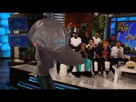 Ellen's Life-Changing Surprise for an Amazing New York City Dance Crew