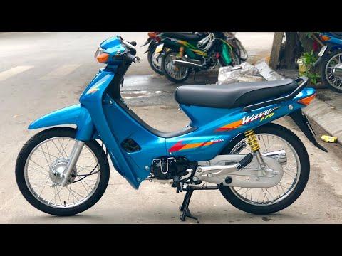 DRC - Wave thái 110 dọn mới xanh zin 2000 #2