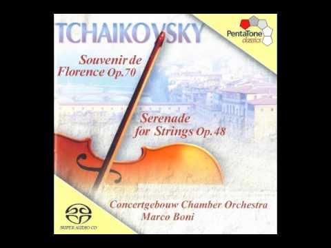 Preview - P.I. Tchaikovsky - Serenade For Strings In C-major, Op. 48 - Mov II