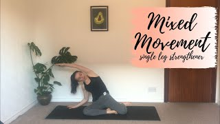 MIXED MOVEMENT | SINGLE LEG STRENGTH | RUNNING COURSE