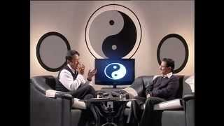 Black and White. Bijay Lama with Bishnu Gautam