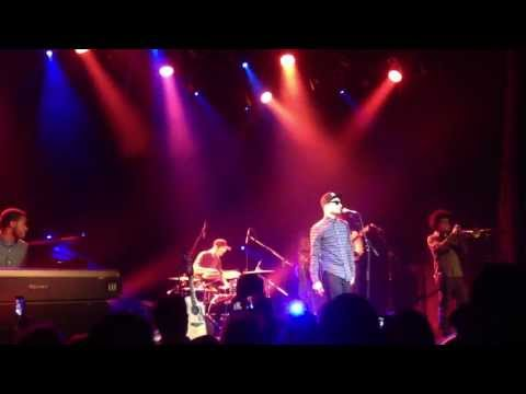 José James LIVE @Alhambra - It's all over your Body