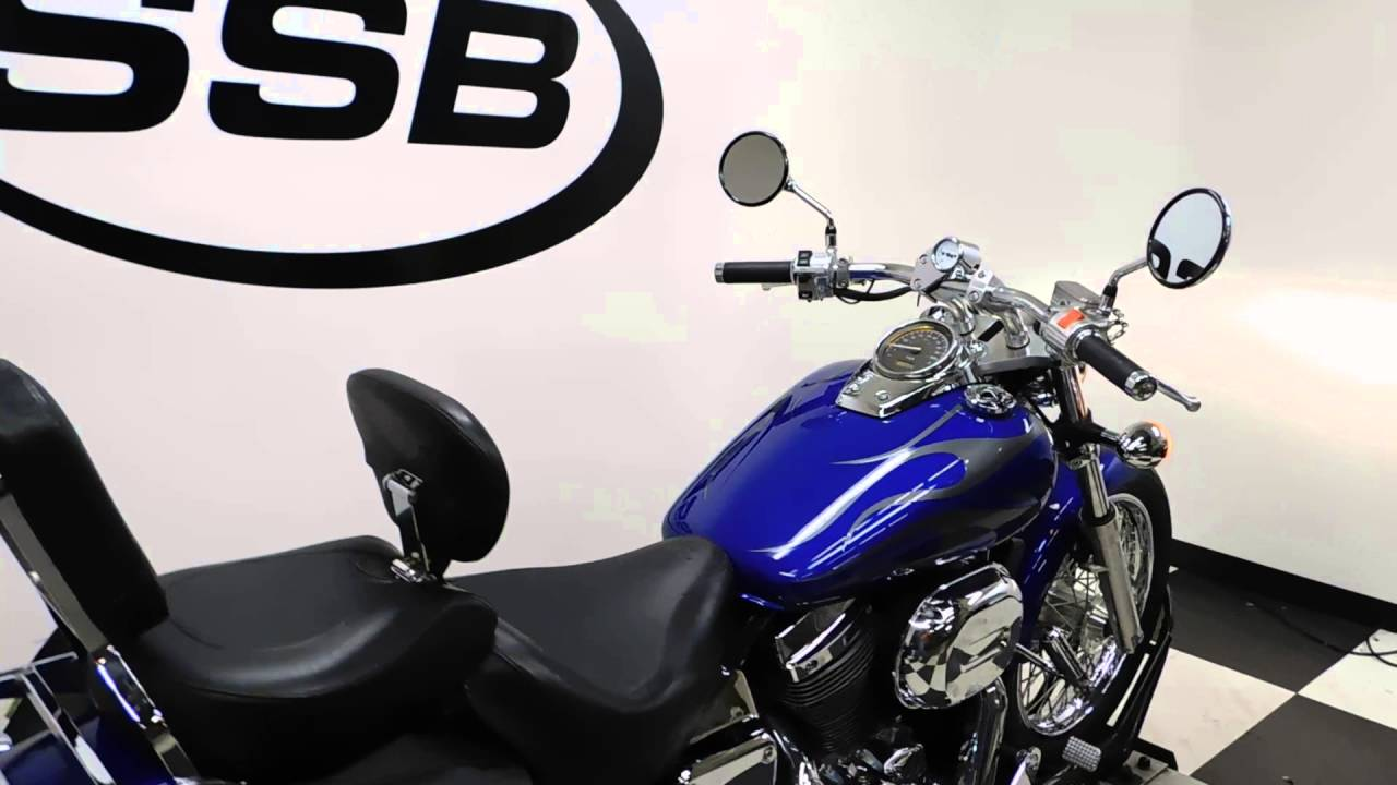 small resolution of 2005 honda vt750d shadow 750 spirit blue used motorcycle for sale eden prairie mn
