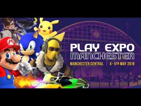 PLAY Expo Manchester 2019 Highlights!