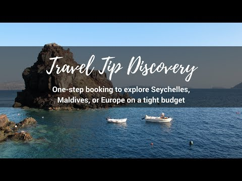 Travel to Seychelles, Maldives, and Europe on a Budget | New Discovery