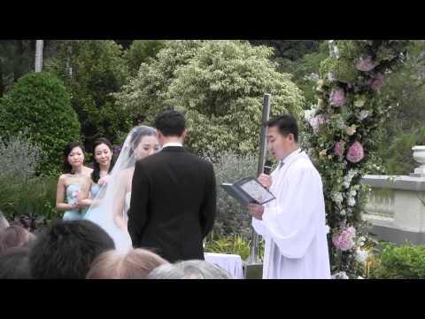 Jon and Chelsea's Wedding Ceremony - JC part 14