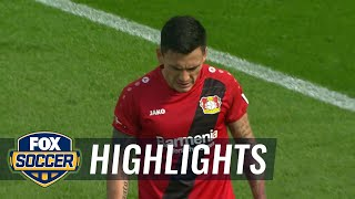 Bayer Leverkusen vs. FC Augsburg | 2017-18 Bundesliga Highlights