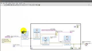 "NI myRIO: ""LCD (I2C) demo"" LabVIEW project"
