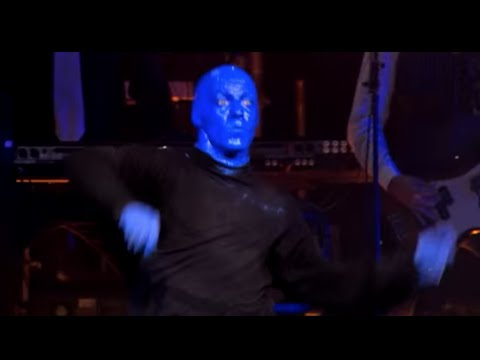 Blue Man Group - Rock And Go (Official Live Video)