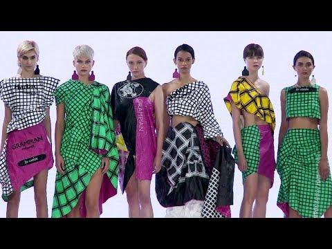 Graduate Fashion Show 2018