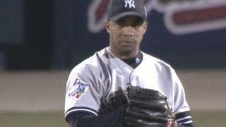 1999 WS Gm1: Orlando Hernandez strikes out 10