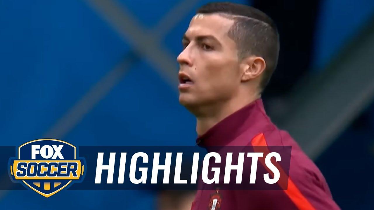 Новая Зеландия - Португалия 0:4 видео