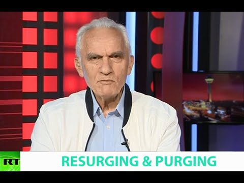 RESURGING & PURGING Ft. Yasar Yakis, Former Foreign Minister of Turkey