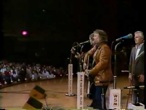 "Tompall & the Glaser Brothers Last Performance - ""Lovin Her Was Easier"""