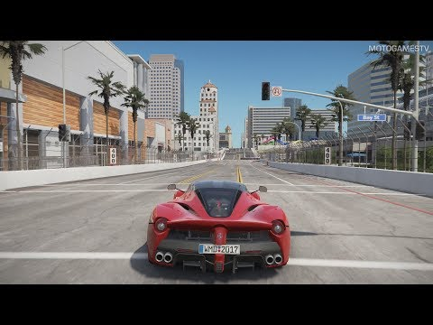 Project CARS 2 Preview Build [PC] - Ferrari LaFerrari at Long Beach
