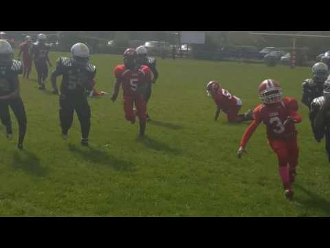 Old Town Ducks VS Cubs  C Team  26-0