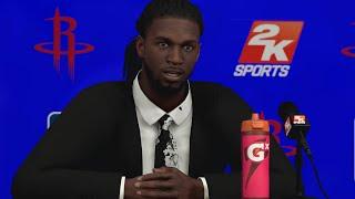 NBA 2K20 My Career EP 127 - All Star Draft Moses!