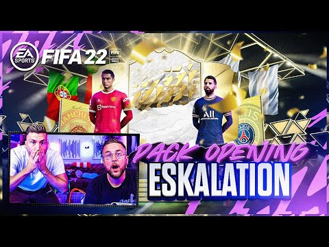 FIFA 22: Die PACK OPENING ESKALATION geht weiter 😱🔥Tus FlankenSau LEBT !!