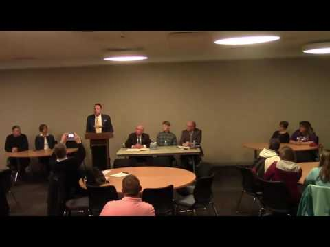 Legislative Forum at Illinois Valley Community College