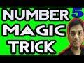 [5] Number Magic Tricks In Hindi | Helping abhi