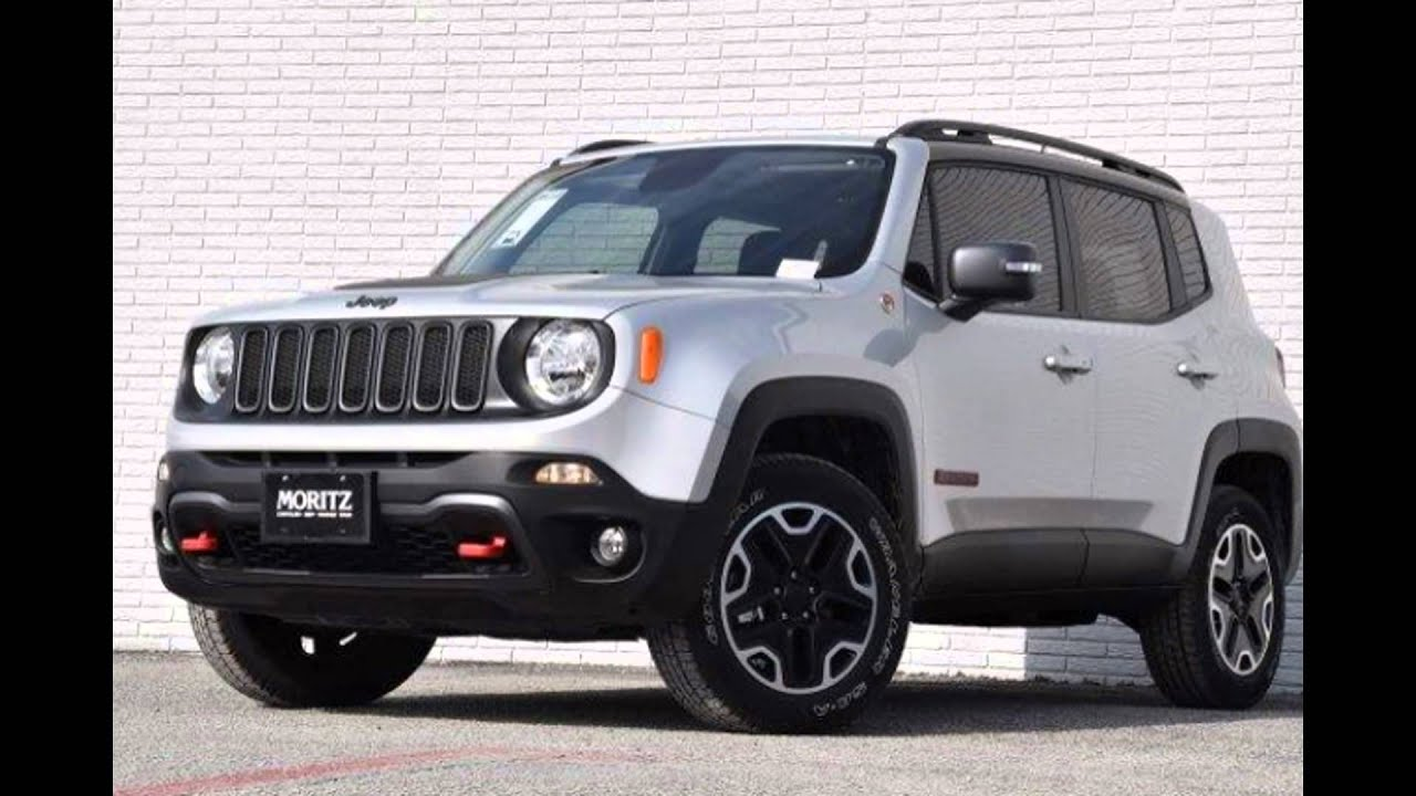 2016 jeep renegade glacier metallic youtube. Black Bedroom Furniture Sets. Home Design Ideas