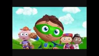 super why! power to read