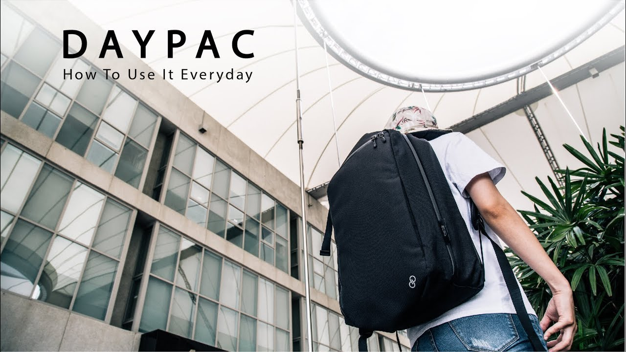 How to Use DayPac. CYCOP LIFE 4099439432258