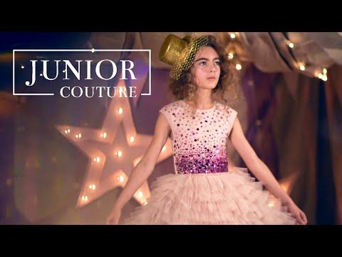 Junior Couture - Tutu Du Monde - Autumn Winter 2019 - Special Occasion Dresses - Girls Dresses