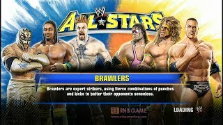 Download Game PS3 pkg untuk OFW Han WWE All Stars
