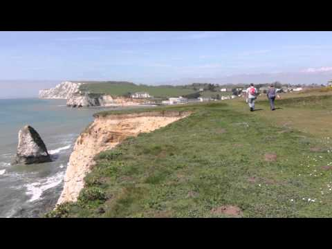 Brook, Compton, Freshwater and Alum Bay, Isle of Wight