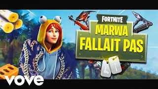 Marwa Loud - Fallais pas (Parodie Fortnite)