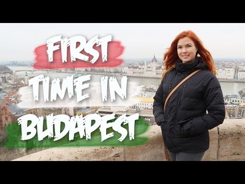 First time in Budapest, Budapest city tour, Hungary travel vlog, Vlogmas 2017 | Couple Vlog #69