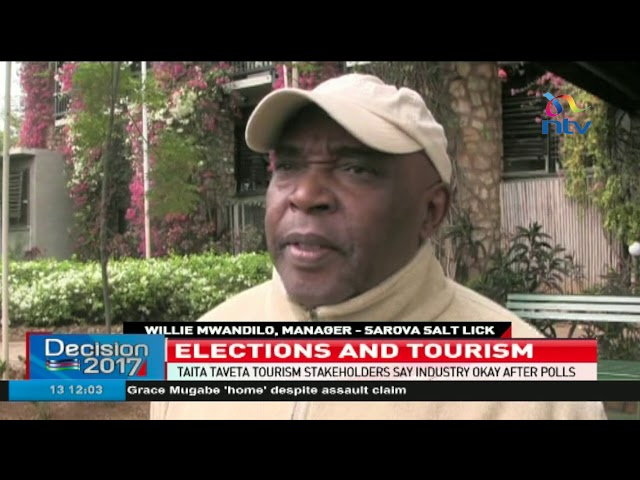 Taita Taveta tourism stakeholders say industry okay after polls