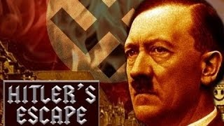 "MEN OF WAR (PC): ""Hitler Escapes from Berlin"" April 20th 1945 (Alternate History)"