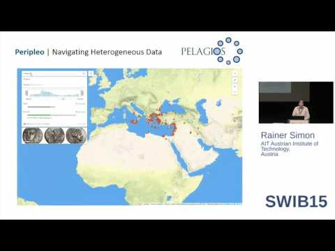 Linking Data about the Past through Geography: Pelagios, Recogito & Peripleo