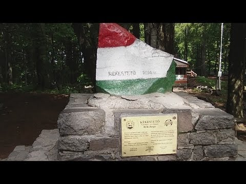 Mátra-körtúra 2013.05.16. /Hungary/ HD 720p