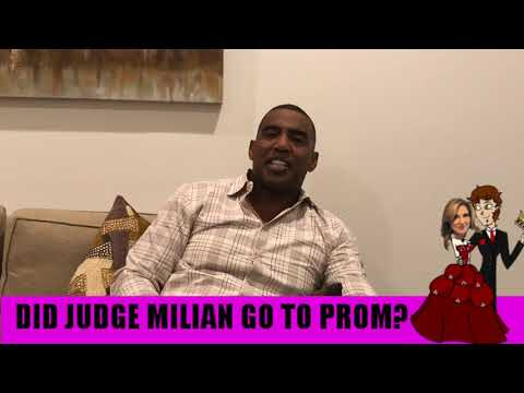 The People's Court – Did Judge Milian Go to Prom?