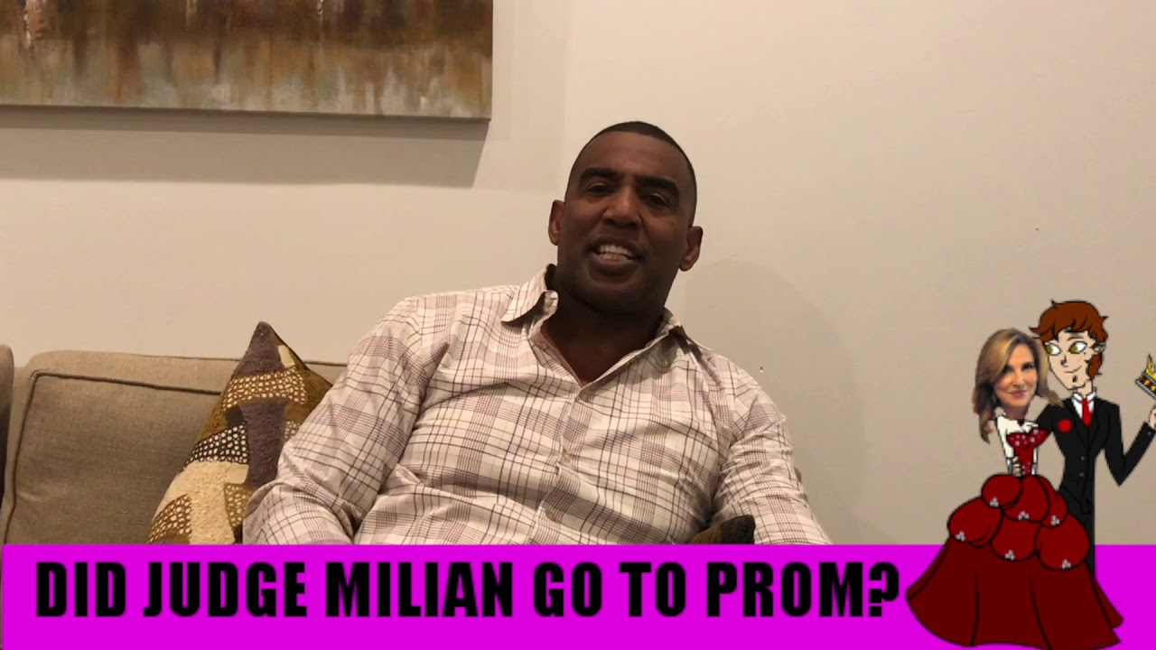 the people u0026 39 s court - did judge milian go to prom