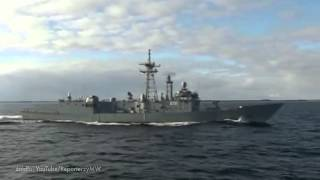 Fregaty rakietowe Oliver Hazard Perry - Twardy Rest