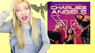 CHARLIE'S ANGELS Soundtrack [Musician's] Reaction & Review!