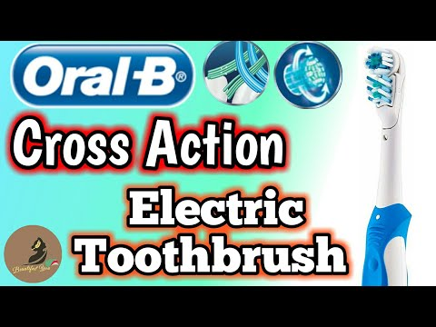oral---b-crossaction-electric-toothbrush-review-|-how-to-use-(working)-electric-toothbrush-in-hindi