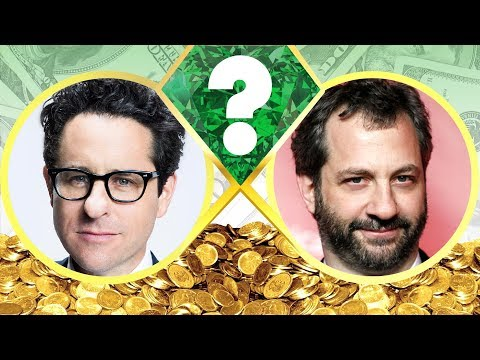 WHO'S RICHER? - J.J. Abrams Or Judd Apatow? - Net Worth Revealed! (2017)