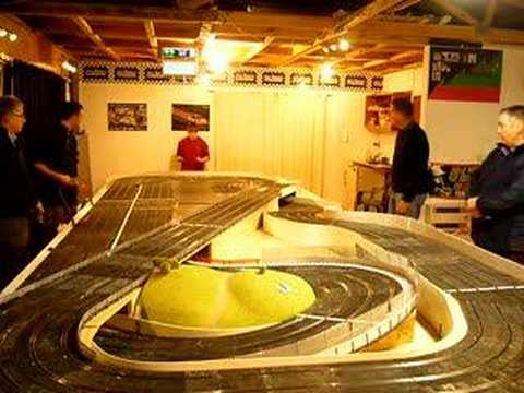 Slot Racing at HBMRC